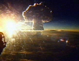 The biggest bomb of them all — Tsar Bomba