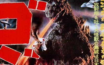 Did you know that Godzilla was anti-nuke?