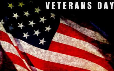 What can a pacifist say on Veterans Day?
